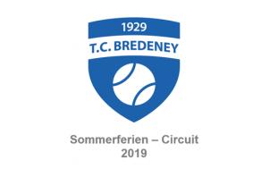 ***Bredeneyer - Sommerferien – Circuit 2019...   die Ergebnisse / Zulassung Masters