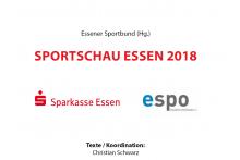 TCB in der Sportschau Essen 2018