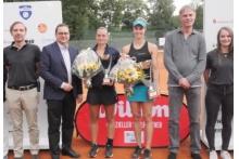 *** Game over *** hier die Sieger und Ergebnisse der ITF Ladies Open 2018