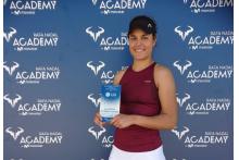 Tolles Comeback von Mina Hodzic beim ITF-Turnier auf Mallorca