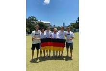 Mats Moraing spielt beim ATP-Cup für Deutschland